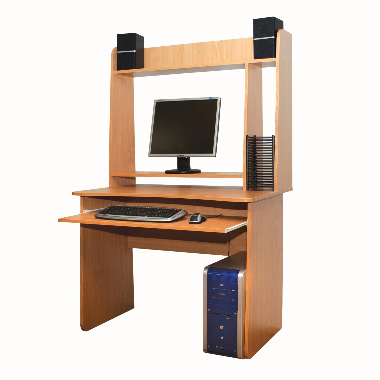 """Компьютерный стол ника 26 интернет-магазин """"супер мебель""""."""