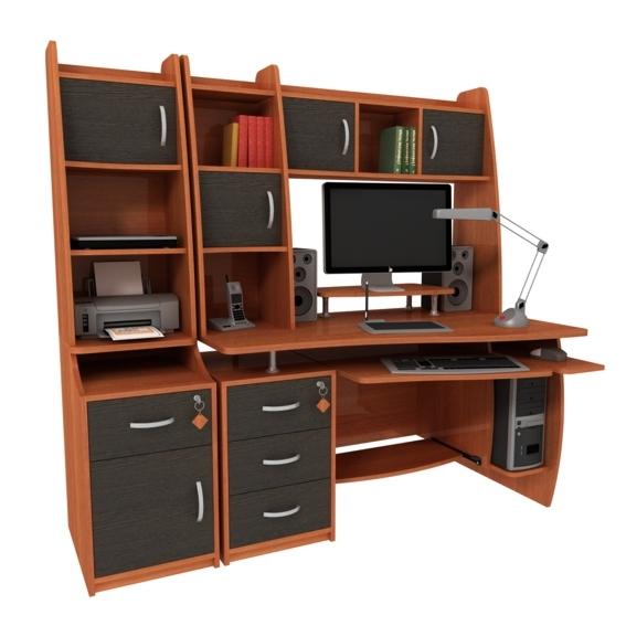 Столы компьютерные,угловые прямые офисные столы,интернет маг.