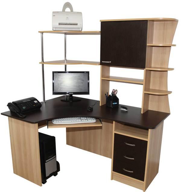 Компьютерные столы для дома и офиса, письменные